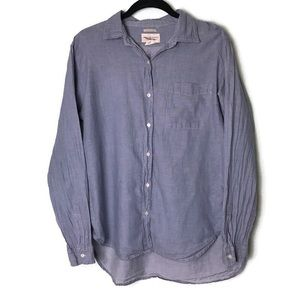 Ralph Lauren Denim & Supply Boyfriend Chambray Top
